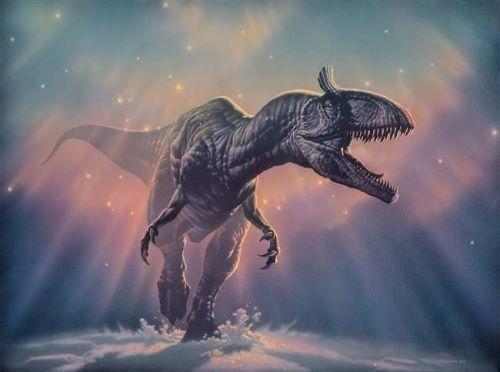 Dinosaurus Dapat Hidup di Iklim Dingin