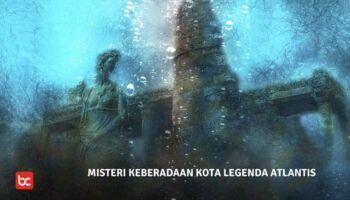 Kota Legenda Atlantis Terletak di Afrika?