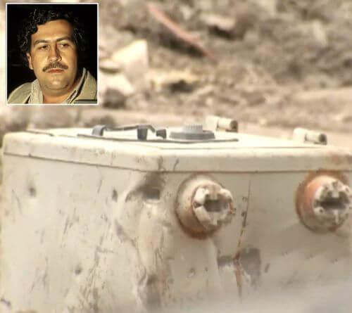 Lemari Penyimpan Pablo Escobar