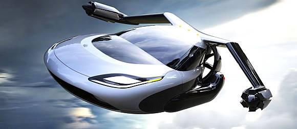 Mobil Terbang - Teknologi Masa Depan