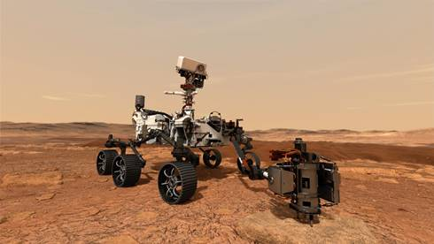 Perseverance, rover yang digunakan dalam misi Mars 2020