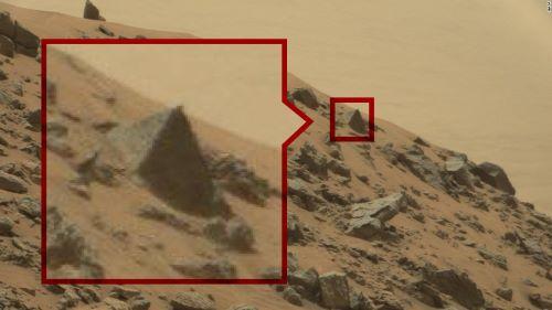 Piramid di Mars