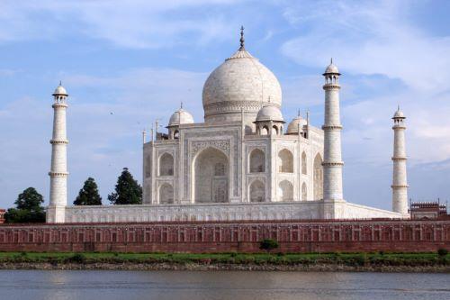 Taj Mahal - Pintu Misterius