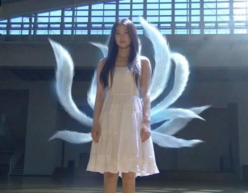 film Gumiho dari Korea tentang wanita yang memiliki banyak ekor