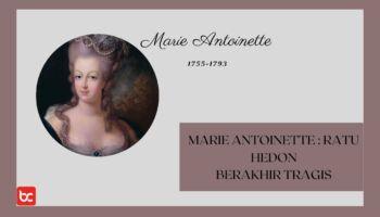 Marie Antoinette : Ratu Hedon Berakhir Tragis