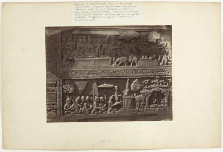 Relief Borobudur