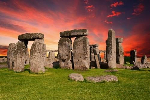 Begini Asal Usul terbentuknya Batu Raksasa Stonehenge