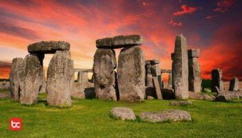 Begini Asal Usul Batu Raksasa Stonehenge
