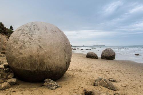 """""""Spherical Boulders"""""""