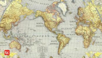 10 Fakta Benua di Dunia Yang Harus Kamu Ketahui!