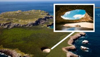 10 Fenomena Alam Langka Yang Terjadi di Dunia!