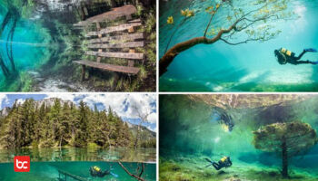 10 Tempat di Bumi yang Mustahil Eksis Secara Ilmiah!