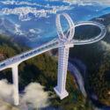 10 Jembatan di Dunia yang  Mengerikan Untuk Dilintasi!