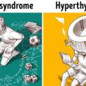 10 Penyakit Langka Aneh | Ubah Orang Jadi Superhero!