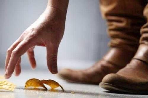 teori sains makanan terjatuh ke lantai bisa diambil sebelum 5 menit