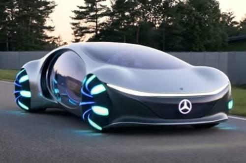 salah satu teknologi canggih berupa mobil otomatisasi