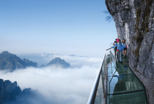 Coiling Dragon Cliff Walkway