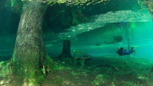 Taman Air Gruner See 2 Austria