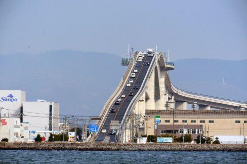 Jembatan Eshima Ohashi Jepang