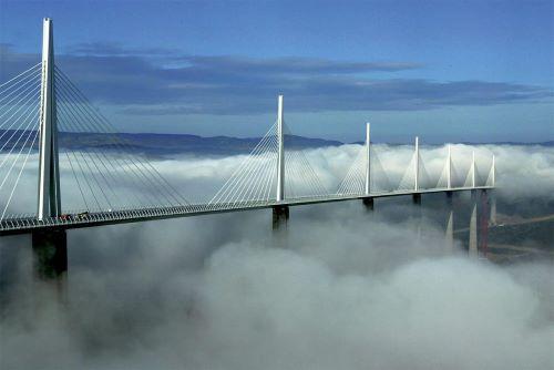Millau Bridge Perancis