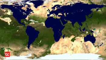Apa Yang Terjadi Jika Lautan Bertukar Tempat Dengan Daratan?