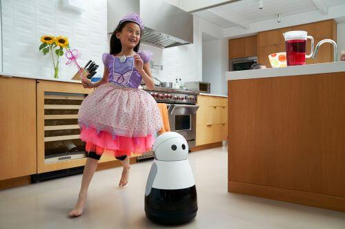 Kuri Robot Masa Depan