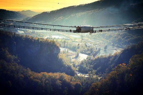 Sochi Sky Bridge 1 Rusia