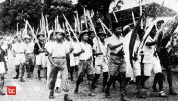 5 Fakta Bambu Runcing yang Ditakuti Para Penjajah