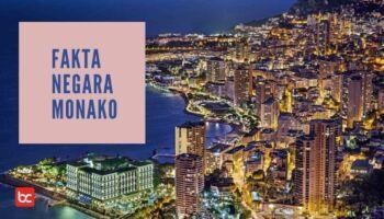 6 Fakta Monako yang Benderanya Mirip Indonesia
