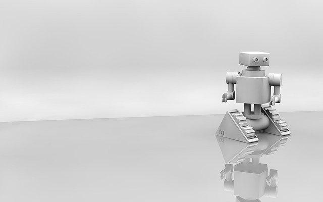 teknologi robot artificial (AI) salah satu teknologi yang canggih