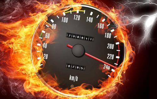 Batas Kecepatan Yang Tidak Berfungsi