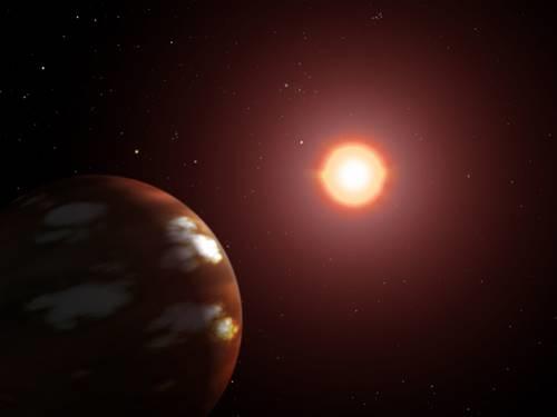 Planet Gliese 436b