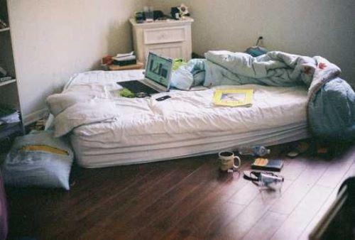 Jangan Bekerja di Kamar Tidur - Dalam Masa Karantina