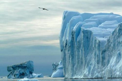 Bentley Subglacial Trench di Antarctica  - Tempat Paling Dalam