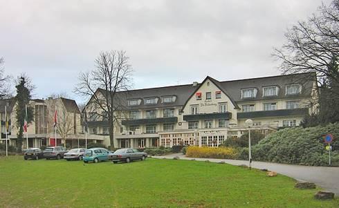 Tempat pertemuan organisasi rahasia di Bilderberg Hotel, Belanda. (M.M.Minderhoud)