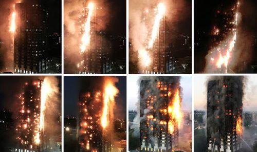 Grenfell Tower, London - Kebakaran Terbesar