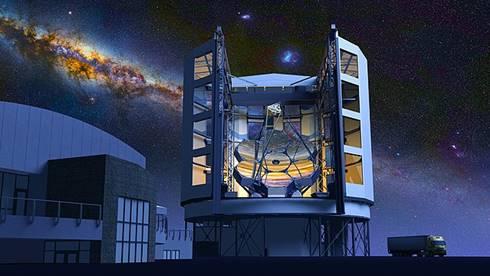 Ilustrasi Giant Magellan Telescope (Wikipedia)