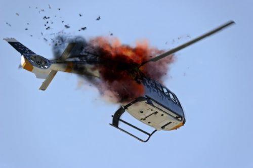Kecelakaan Pesawat Terbang - Cara Kematian