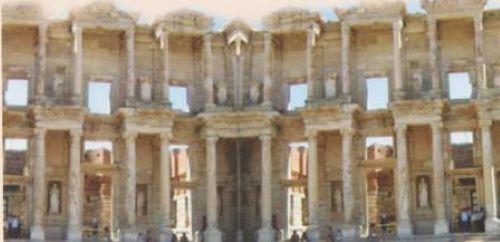 Pilar-pilar Iram - Kota Legendaris
