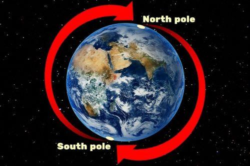 Kutub Utara Dan Selatan Berpindah Tempat - Fakta Menarik