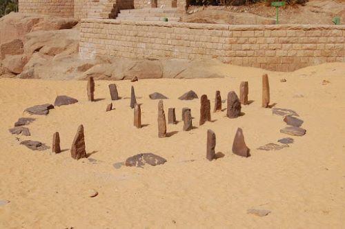 Nabta Stones
