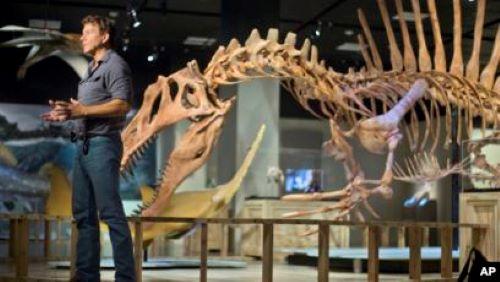 Paul Sereno - Spinosaurus