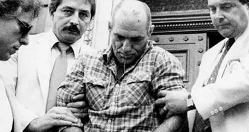 Andre Rand sosok pembunuh urband legend ini berhasil ditangkap