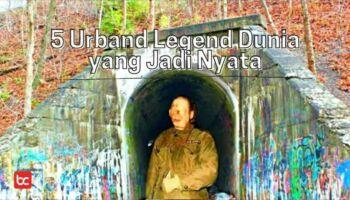 5 Urband Legend Dunia yang Menjadi Kisah Nyata