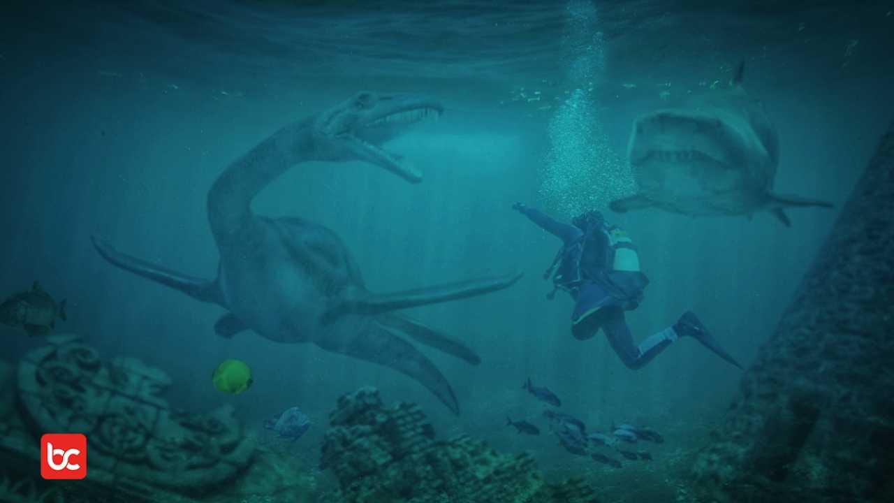Menyeramkan! 10 Reptil Laut Zaman Dinosaurus