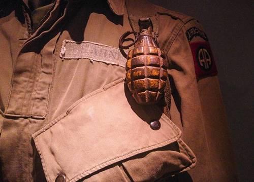 Granat juga senjata perang dunia II yang unik tapi mematikan