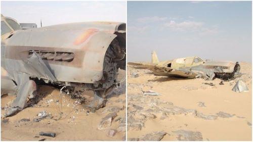 P-40 Kittyhawk - Rahasia Tersembunyi Dari Bawah Gurun Sahara