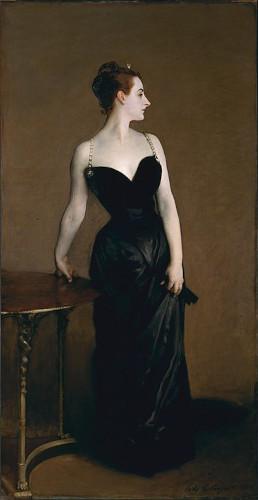 Madame X – John  Singer Sargent