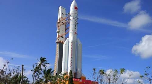 Salah satu roket dari China akan diluncurkan