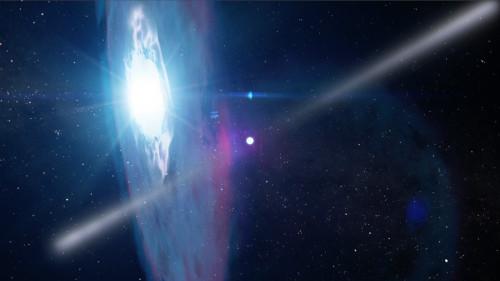 Kamus Tata Surya: Apakah Sinar Kosmik Itu?